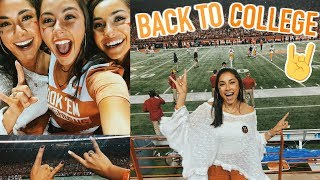Going Back To College.. A Nostalgic Weekend   Jeanine Amapola Vlogs