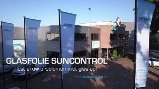 Glasfolie Suncontrol TV