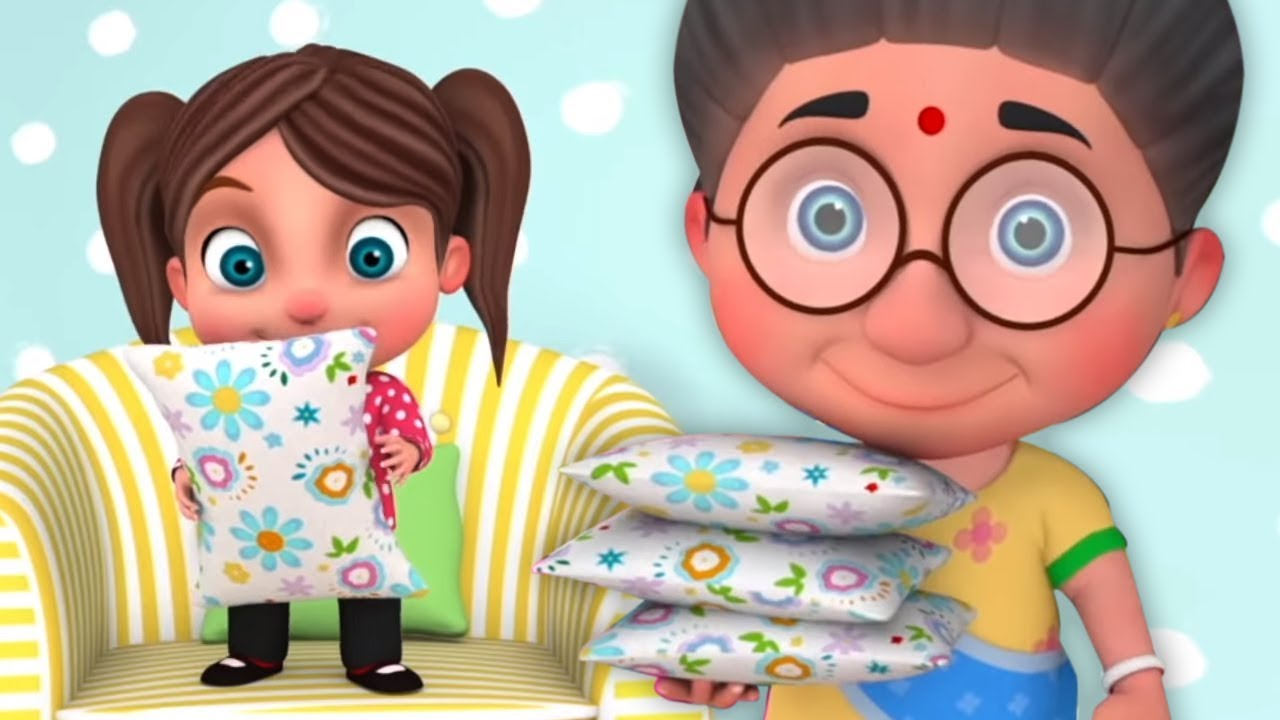 Super Nani Hindi Rhyme   Nursery Rhymes Hindi   सुपर नानी ...