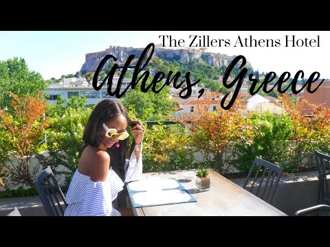 Athens, Greece: The Zillers Athens Hotel Review