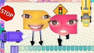 WORST CROSSGUARDS! - Snipperclips Plus Ep.3 thumbnail