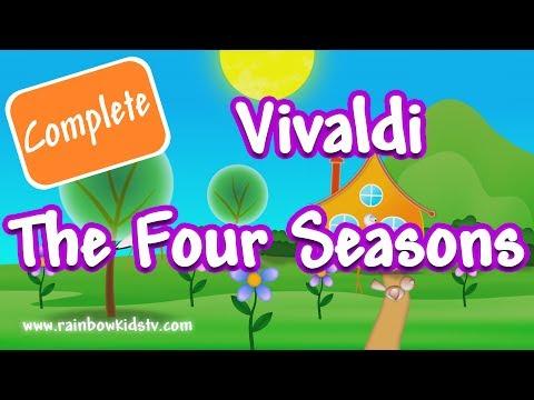 Top songs  Vivaldi ♫ The Four Seasons  Antonio Vivaldi ♪ Classical Music ♫