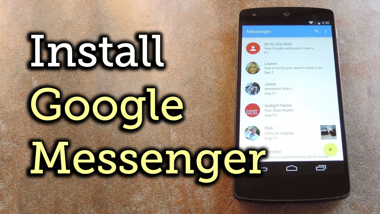 10 Free Texting Apps for Android That Are Way Better Than