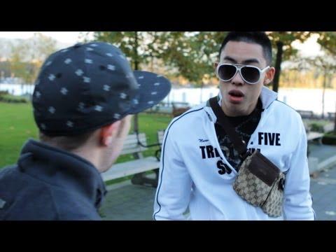 Asian Gangster Calls Surrey Boys