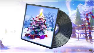 Fortnite leaked Christmas 2018 music by HYPEX