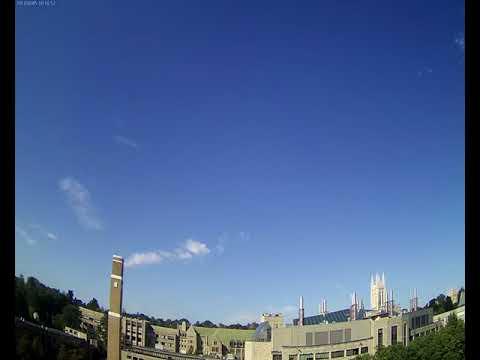 BC Gasson Sky Camera 2017-10-05: Boston College