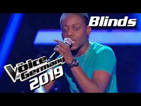 Eminem - Mockingbird (Tyrone Frank) | The Voice of Germany 2019 | Blinds