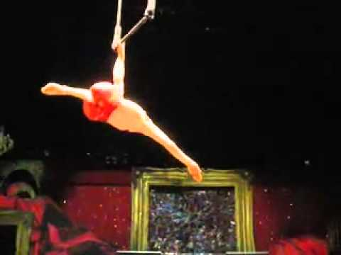 Solo trapeze Stageworks World Wide Productions
