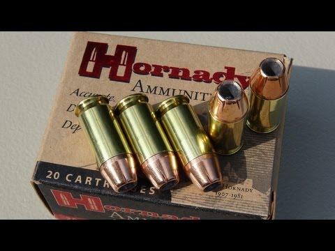 Hornady xtp penetration tests #14