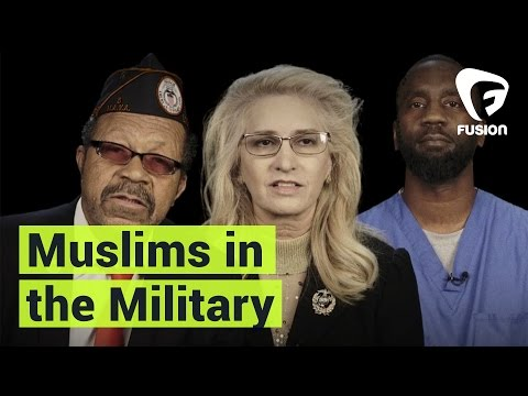 Muslim-American Veterans on Islamophobia and the Military