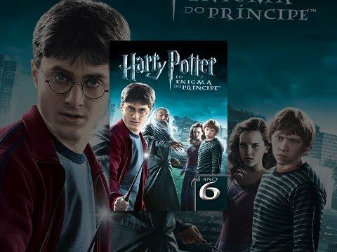Harry Potter e o Enigma do Príncipe (LEG)