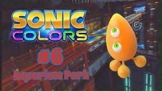 Sonic Colors Wii (blind) - Part 6 : Aquarium Park