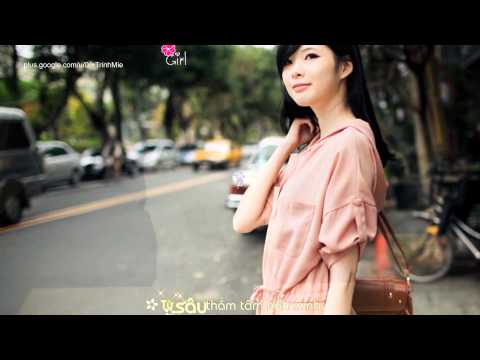 Girl You Are My Love - Tokyo Square - Lyrics [HD Kara+Vietsub]