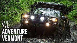 S4E4: Adventure Vermont. Wet.