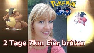 26x die 7km Eier brüten I Pokemon GO deutsch Berlin #229