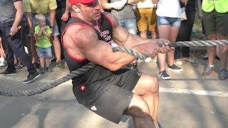 Силовое Экстрим-Шоу в Запрудне! Организаторы: Сапожонков & Сарычев !