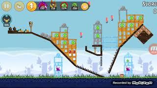 Angry Birds QA + Mighty League hidden Levels