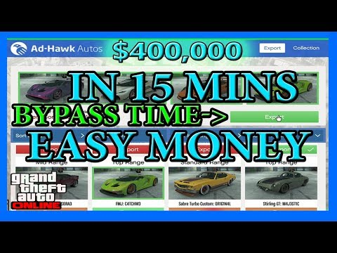 Gta Solo Byp How To Sell Vehicle Cargo And Make Millions Without No Waiting Time Glitch