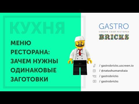 Продающее меню ресторана: какими должны быть заготовки