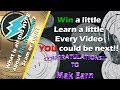 Free Bitcoin Giveaway Every Video/Electroneum Brings Mining To Your Smart Phone/Legit Or Scam?
