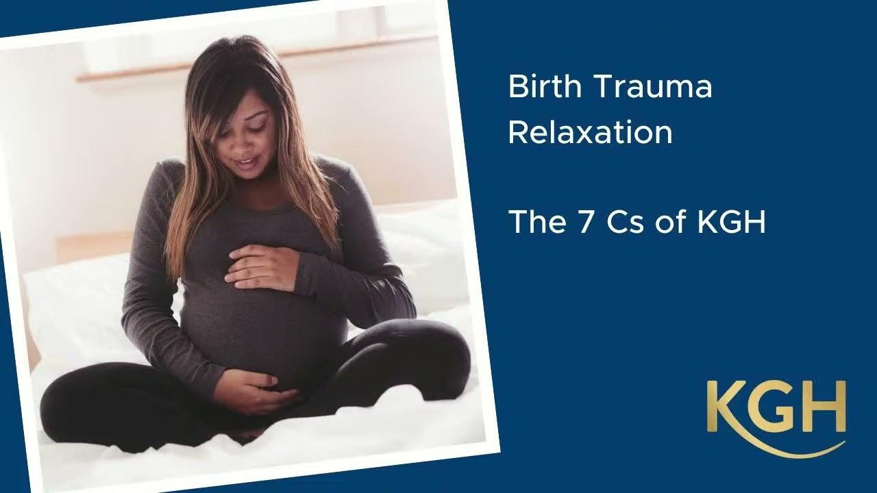 Birth Trauma Relaxation