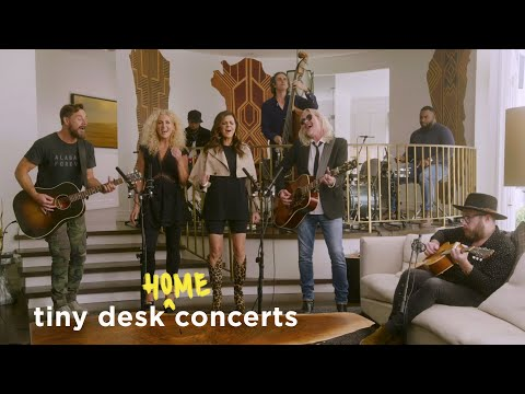 Little-Big-Town-Tiny-Desk-Home-Concert