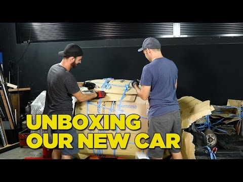 Unboxing Our New Car [Part 1]