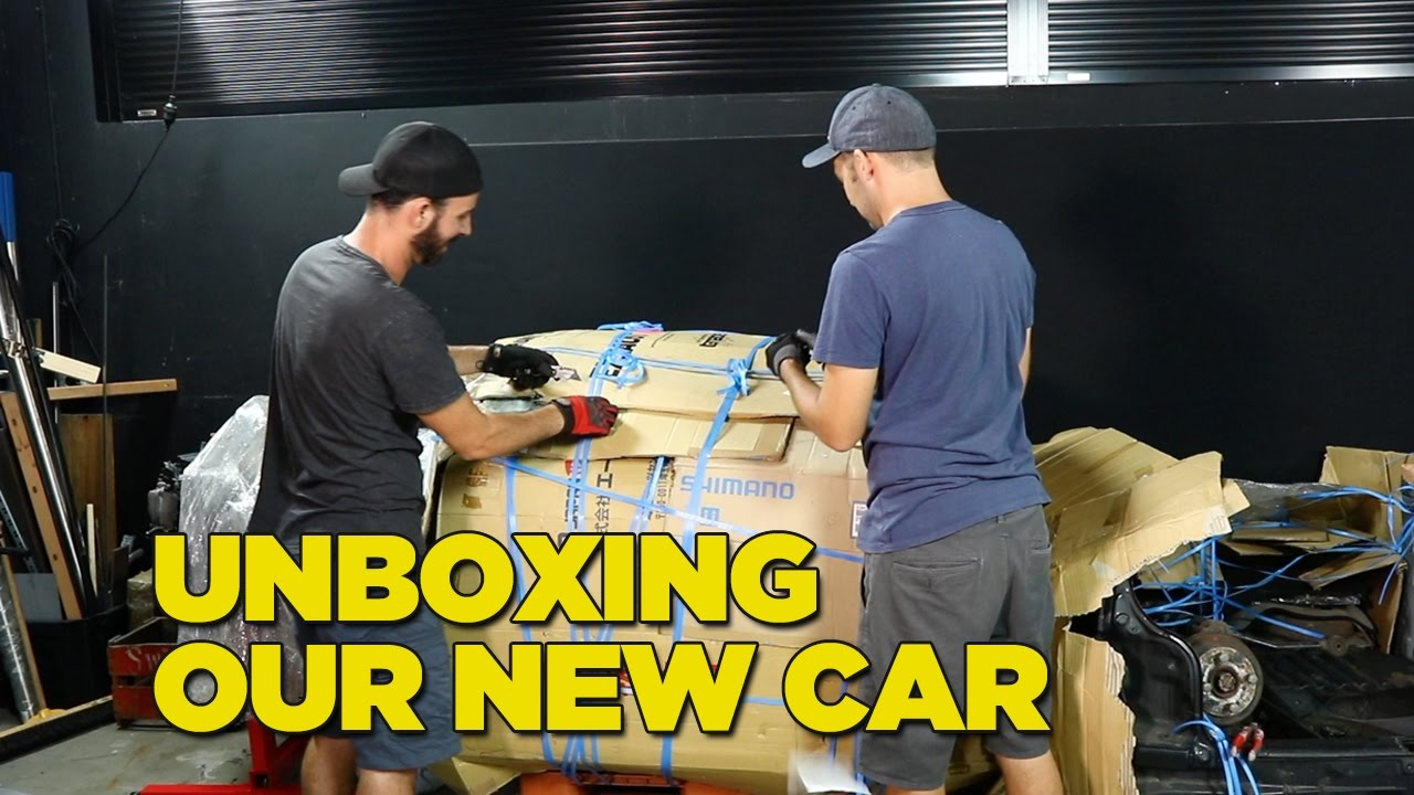 unboxing-our-new-car