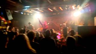 Supercharger - Blood Red Lips, Altenkunstadt 7.2.2015
