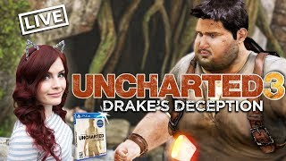 Uncharted 3 for the first time! (Part 1)