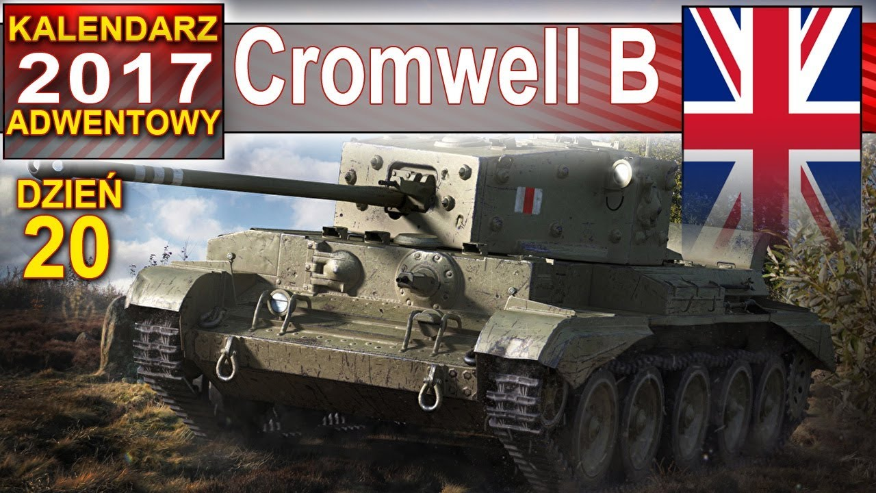 Cromwell B – Warty każdej złotówki? – World of Tanks