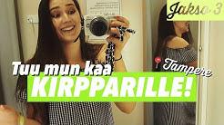 KIRPPISKIERROS Tampereella - Jakso 3 | Ida Starck