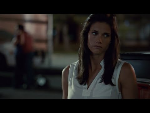 ~* Rookie Blue Season 4 Episode 3 (4x03) - Sam And Andy Talk In The Parking Lot *~