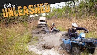 UNLEASHED: Wet Tracks and Setbacks (Episode 3.5 Trailer)