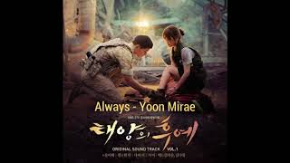 [COVER] Always - Descendants of the Sun OST