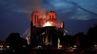"""Saving Notre-Dame"": il documentario"