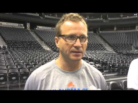 Brooks-Denver Shootaround 10.8.14