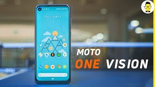 Motorola One Vision Review: it's an experience | Comparison with Poco F1, Redmi Note 7 Pro, and more