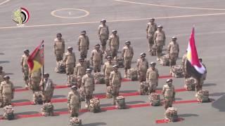مصر تشارك الإمارات والبحرين في تدريبات عسكرية مشتركة