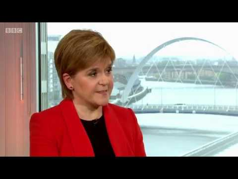 Car Crash - Nicola Sturgeon is forced to explain her record in Government.