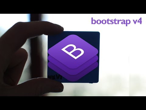 Bootstrap v4 // Intro & Django Integration