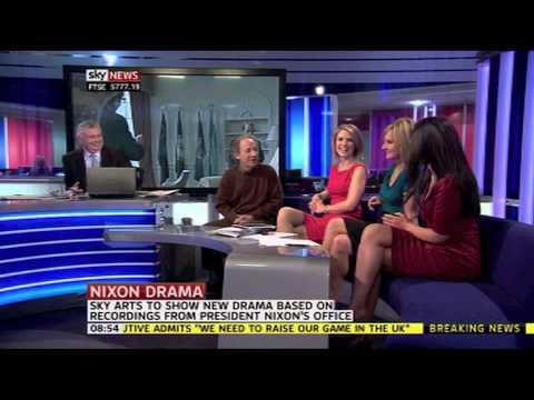 Harry Shearer on Sky News Sunrise with Eamonn Holmes - Mr Burns impression - The Simpsons
