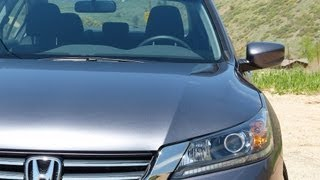 2013 Honda Accord Sport 0-60 MPH Drive & Review