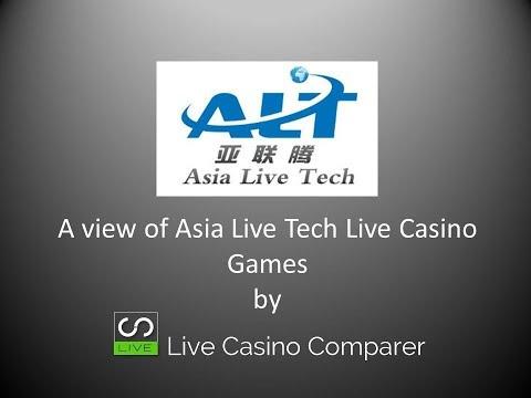 Asia Live Tech - Live Casino Games Review