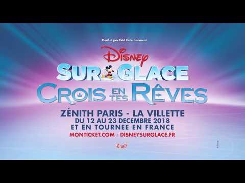 Disney sur Glace Crois en tes Rêves - Hiver 2018/2019