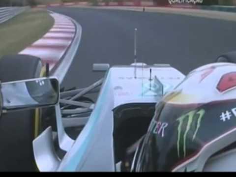 Даниил Квят стал вторым в Гран-при Венгрии Формулы-1