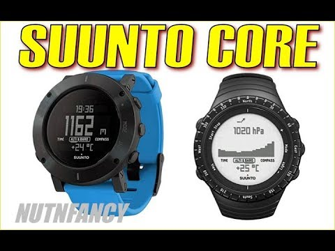 Suunto Core: Look Out Casio ProTreks
