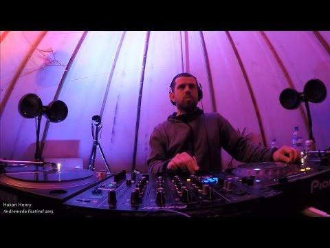 Hakan Henry - Friday 22:00pm-23:00pm - Andromeda Festival (2015)