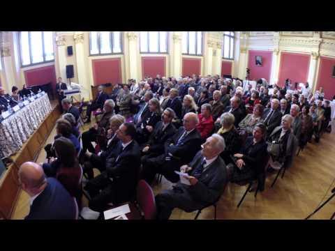 Vladár Gábor emlékkonferencia: Antal Tamás előadása