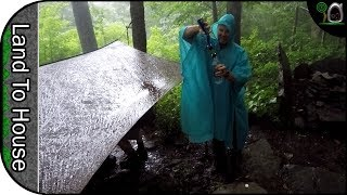 Camping in the Rain - vlog #89